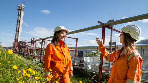 Lab-funnet deres vil kunne øke Norges gassinntekter