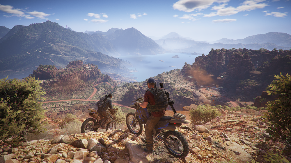 SNIKTITT: Tom Clancy's Ghost Recon: Wildlands