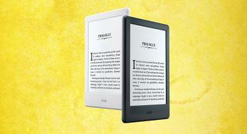 Amazons billigste Kindle har blitt lettere, tynnere og bedre