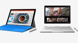 Nå har Surface Pro 4 og Surface Book fått bedre batteritid og blitt mer stabile