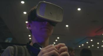 Disse VR-brillene har en Galaxy S6-prosessor på innsiden