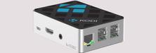 Selskapet bak medieappen Kodi har laget lekkert kabinett til Raspberry Pi
