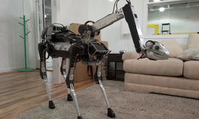 Roboten SpotMini.