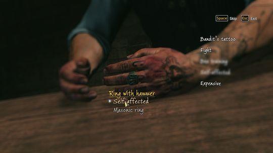 Sherlock observerer og finner ut alt.
