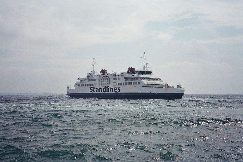 MF Tycho Brahe ble bygget i 1991 ved Langsten, Tomrefjord.