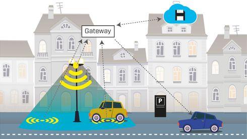 30 prosent av trafikken i Oslo sentrum er leting etter parkeringsplasser. Nå skal parkeringen bli «smart»