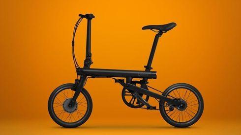 Denne elsykkelen er laget for det kinesiske massemarkedet. Sjekk prisen