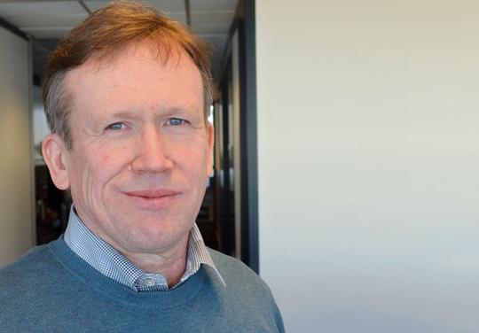 Magne Rognes har 30 års erfaring fra oljebransjen. Den benytter han i dag som prosjektleder innen bygg og anlegg.