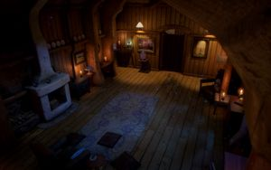 Dette rommet vil kanskje vekke nostalgiske minner?