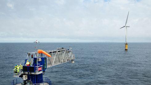 Norske gründere løste vindmølleproblem: – Det sa bare pang. Det var som å vinne i lotto