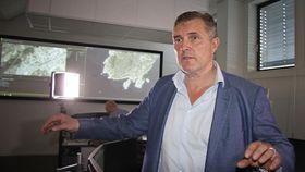 Administrerende direktør, Knut Johansen, i Esmart systems tror pilotavtalen blir permanent om kort tid.