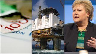«Den store formuen i oljefondet representer norsk flaks, ikke norsk flid»