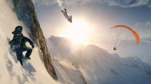 Kan Steep skape skikkeleg ekstremsportmagi?