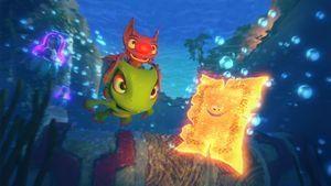 Det blir spennende å høre hva Kirkhope gjør for å sette skikkelig undervannsstemning.