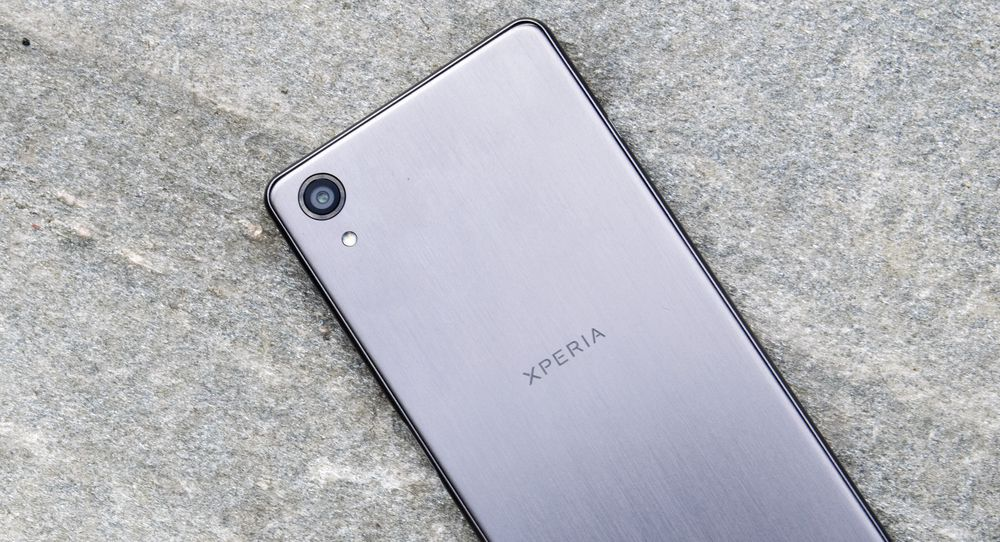 TEST: Sony Xperia X Performance
