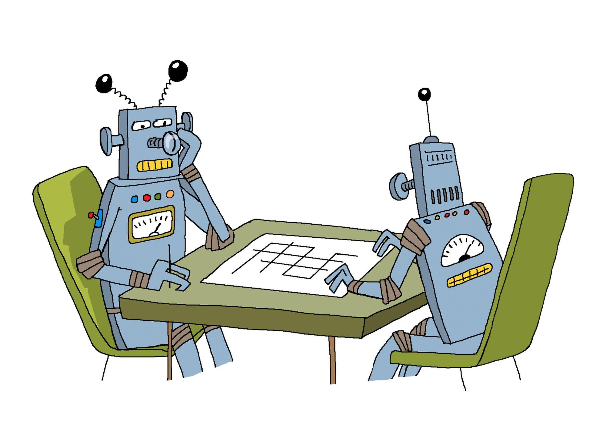Dersom en robot skal gjøre jobben for en automasjonsingeniør har ingeniøren et problem med å henge med i utviklingen, skriver Håkon Langdal.