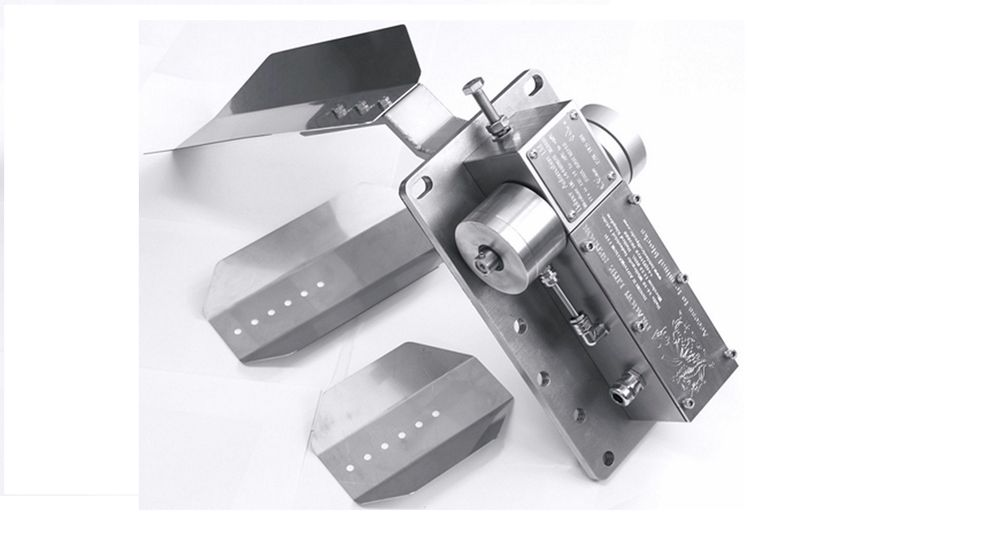Mudflow sensor fra Hohner Group, distrubuert av FG-Tech.