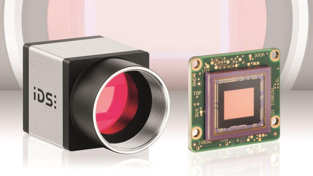 USB 3.0 industrielt kamera med Sony IMX250 og IMX264 CMOS sensorer