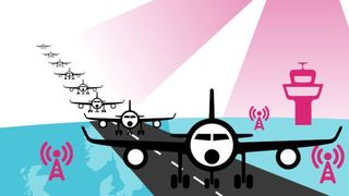 Europeiske fly tar i bruk satellittkommunikasjon - øker risikoen for hacking