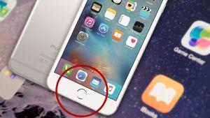 Denne knappen forsvinner angivelig på iPhone 7