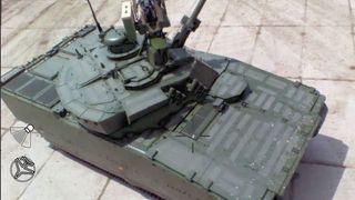Nano-drone kan bli norske panservogners «flygende kikkert»