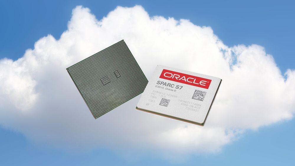 Oracle lanserer Sparc-baserte nettskytjenester basert på den nye Sparc S7-prosessoren.