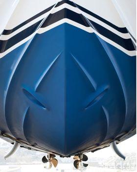Sleipner har søkt patent på en ny type stabilisatorer som blant andre Princess Yachts benytter.