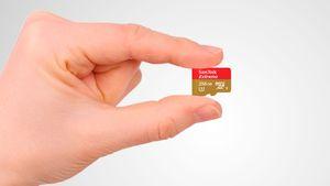 SanDisk lanserer massivt og lynraskt minnekort til mobilen og actionkameraet