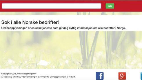 nettopp norsk nettside Kleppe/Verdalen