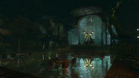 De første to BioShock spillene var satt i undervannsbyen Rapture.