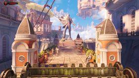BioShock Infinite er det nyeste spillet i serien.