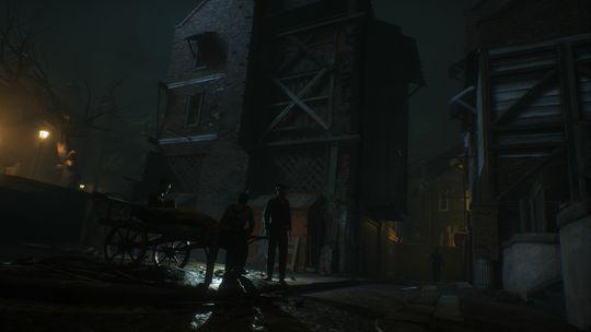 Forvent at store deler av spillet foregår om natten.