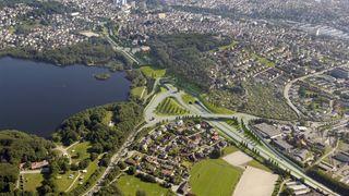 Bygger tunnel under byen: Har forsert tunneler, kloakk og søppel