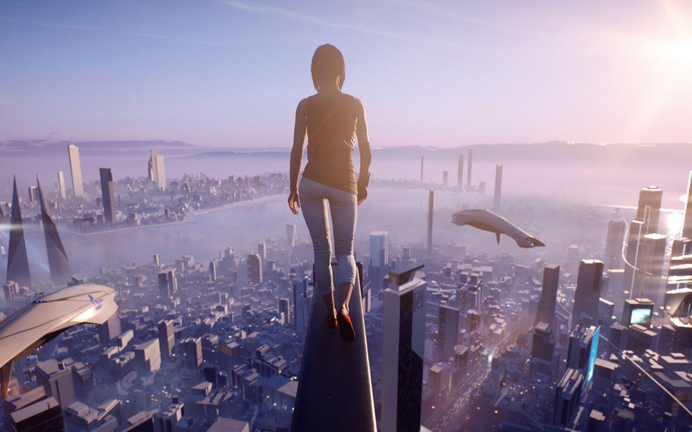 På sitt beste får Mirror's Edge: Catalyst full klaff i møtet mellom spillmekanikken, budskapet og hovedpersonen Faith.