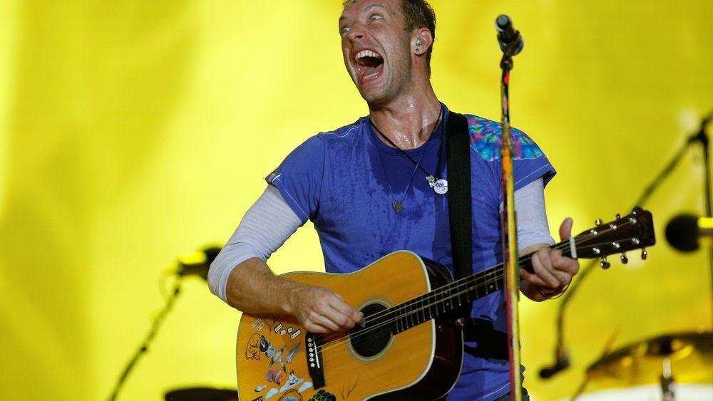 Artistene i Coldplay er blant de mange musikerne som har sett seg lei på at YouTube deler musikken deres gratis.