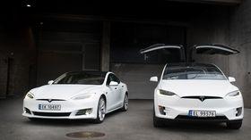 Tesla er foreløpig den ubestridte kongen av elbilrekkevidde: opp mot 613 kilometer.