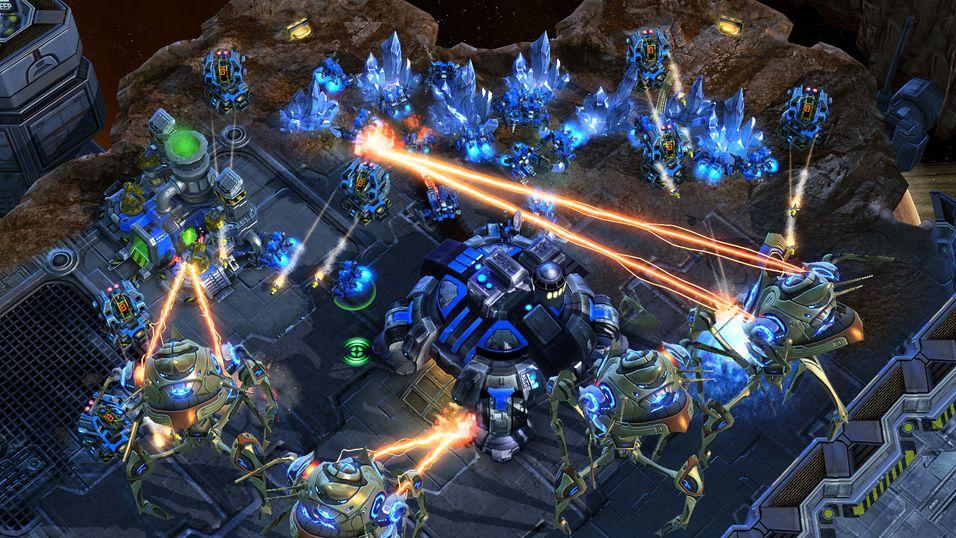 E-SPORT: StarCraft II er ute av Telenorligaen