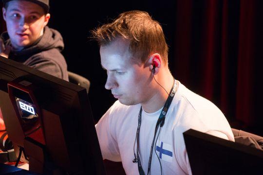 Slaava «Twista» Rasanen og hans LGR vant King of Nordic på Digitality X.