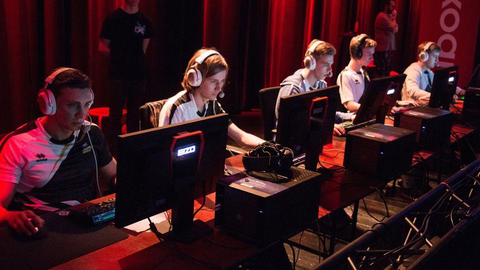 nDurance vant League of Legend-turneringen på Digitality X.