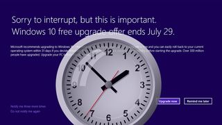 Fullskjerm-popup markerer slutten på omstridt Windows-kampanje