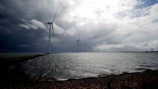 Karbonfangst og energiproduksjon til havs - en konseptidé