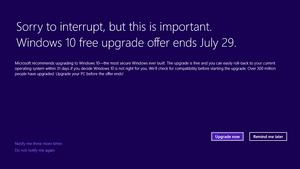 Vil du ha gratis Windows 10? Da må du skynde deg
