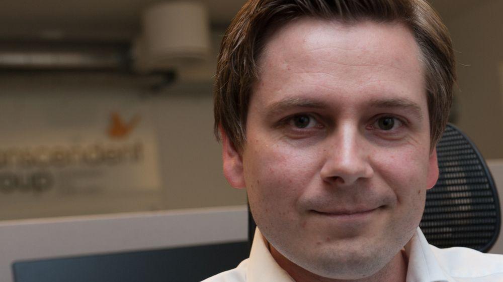 David Henriksen er senior sikkerhetskonsulent i Transcendent Group. Første del av konkurransen ble gjennomført med glans.