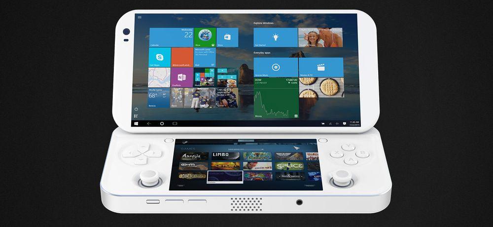 De to skjermene kan fungere enten som hovedskjerm og ekstraskjerm, som et vanlig flerskjermoppsett fra skrivepulten. Den skal også kunne fungere som tastaturskjerm og pekeplate.