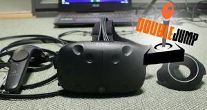 DoubleJump forteller om sine VR-opplevelser
