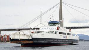 Drift av sambandet Stavanger-Tau er utlyst