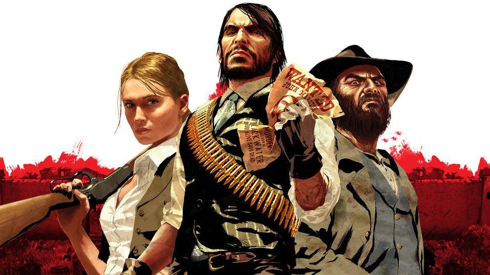 Straks kan du spille Red Dead Redemption på Xbox One