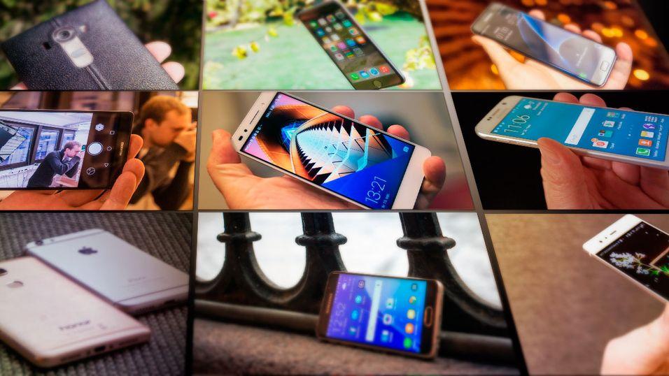 Telia og Telenors salgsstatistikk gir inntrykk av at nordmenn stort sett bare kjøper mobiler fra Apple og Samsung. Ifølge Amund Espelien hos Prisguide.no gir dette et feilaktig bilde av hva folk flest kjøper.