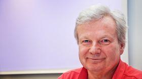 Programdirektør i GKP, Narve Mjøs, fra DNV GL.