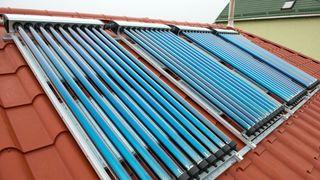 «Av rundt 4600 Enova-tilskudd til boliger i fjor gikk bare 40 til solfangere»
